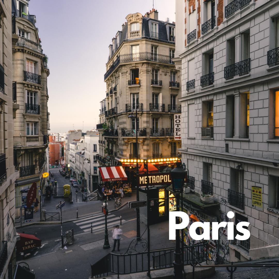 Coprovisor à Paris