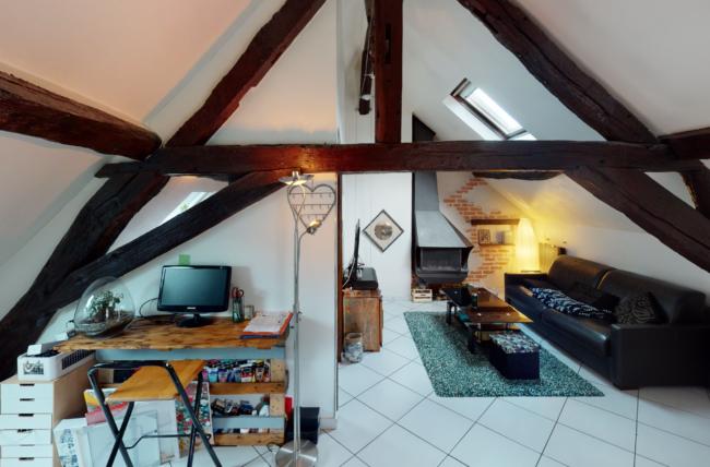 Salon T2 Bry-sur-Marne